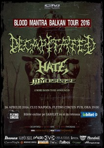 blood mantra tour