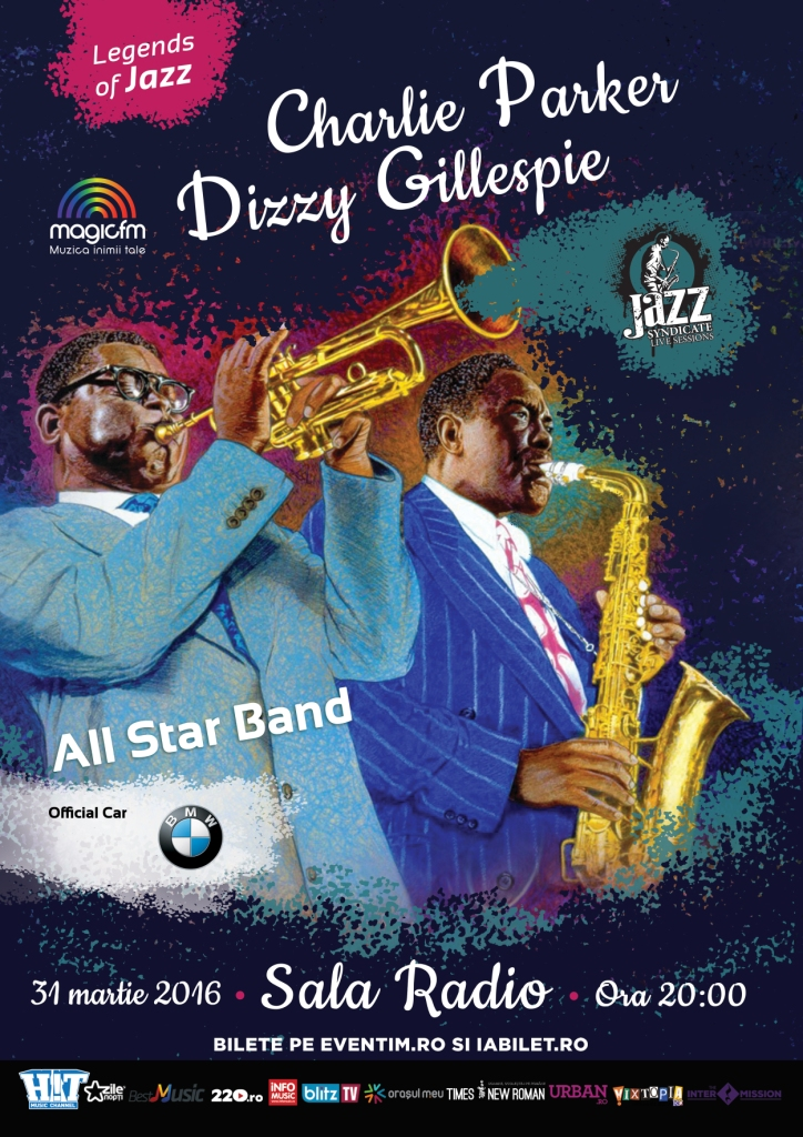 Legends of Jazz_CharlieParker&DizzyGilespie_Tribute