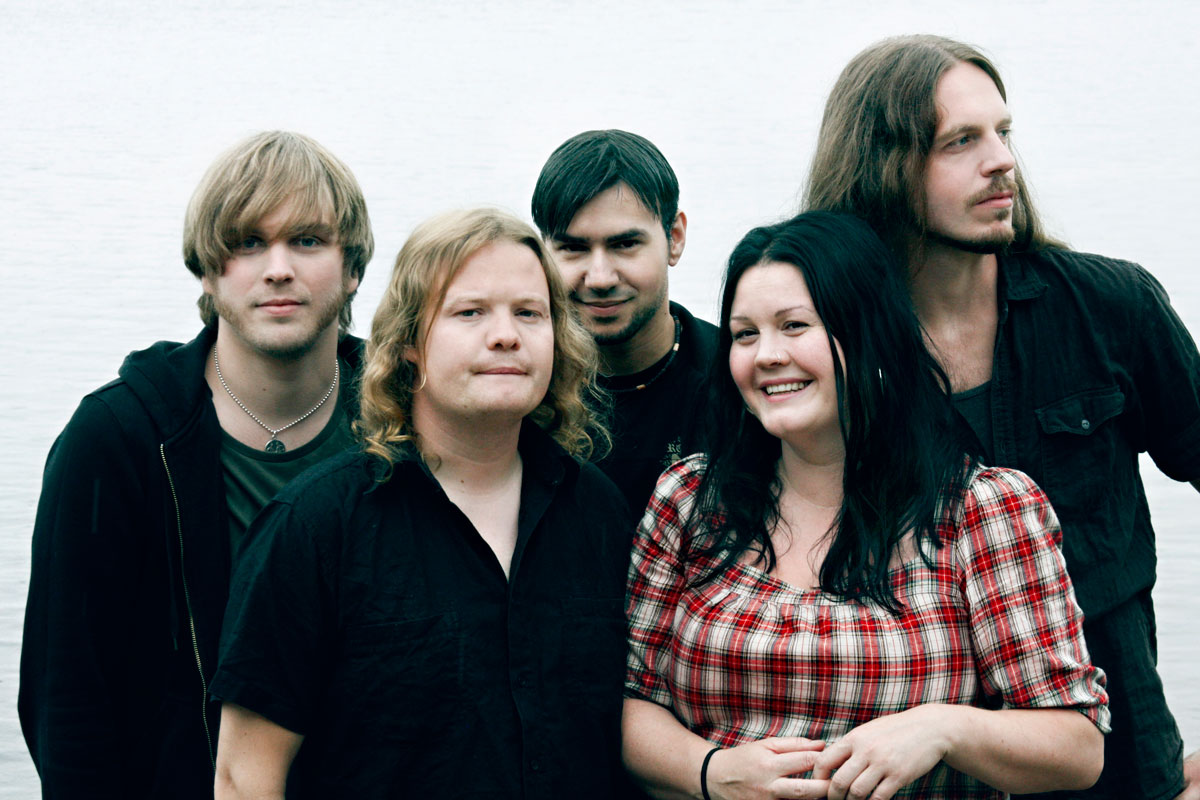 Madder-Mortem band