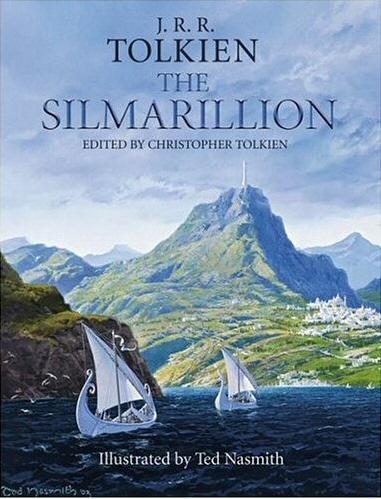SilmarillionBook