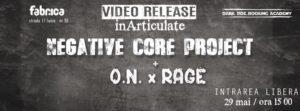 negative core