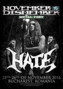 Hate NTD2016