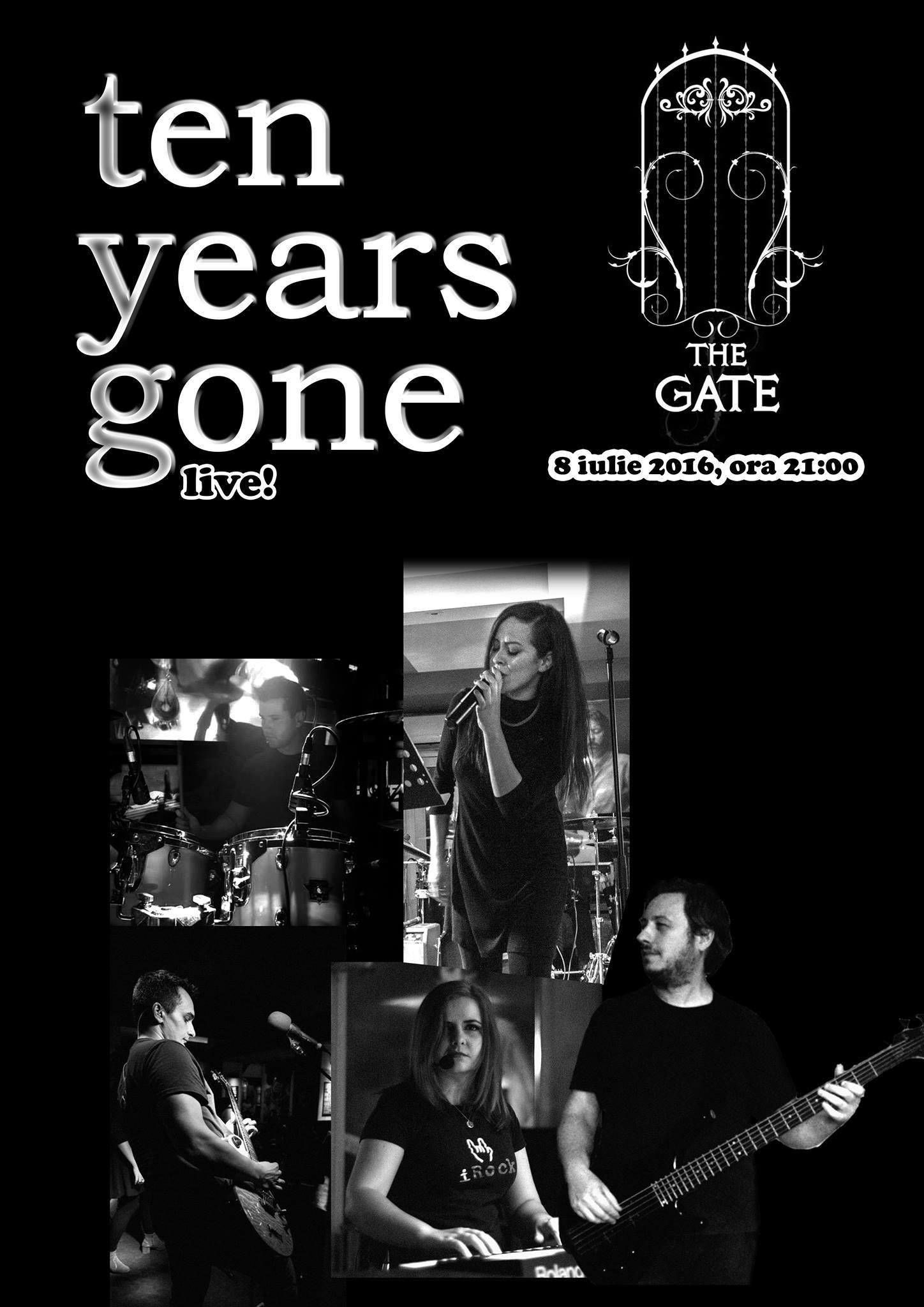 ten years gone