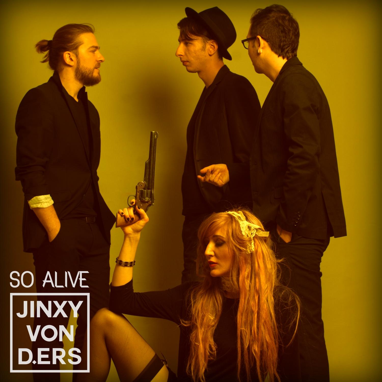 JINXY VON D'ERS