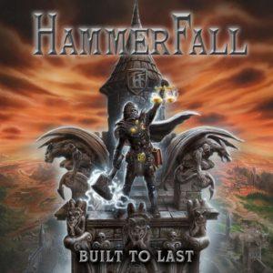 Hammerfall coperta nou album