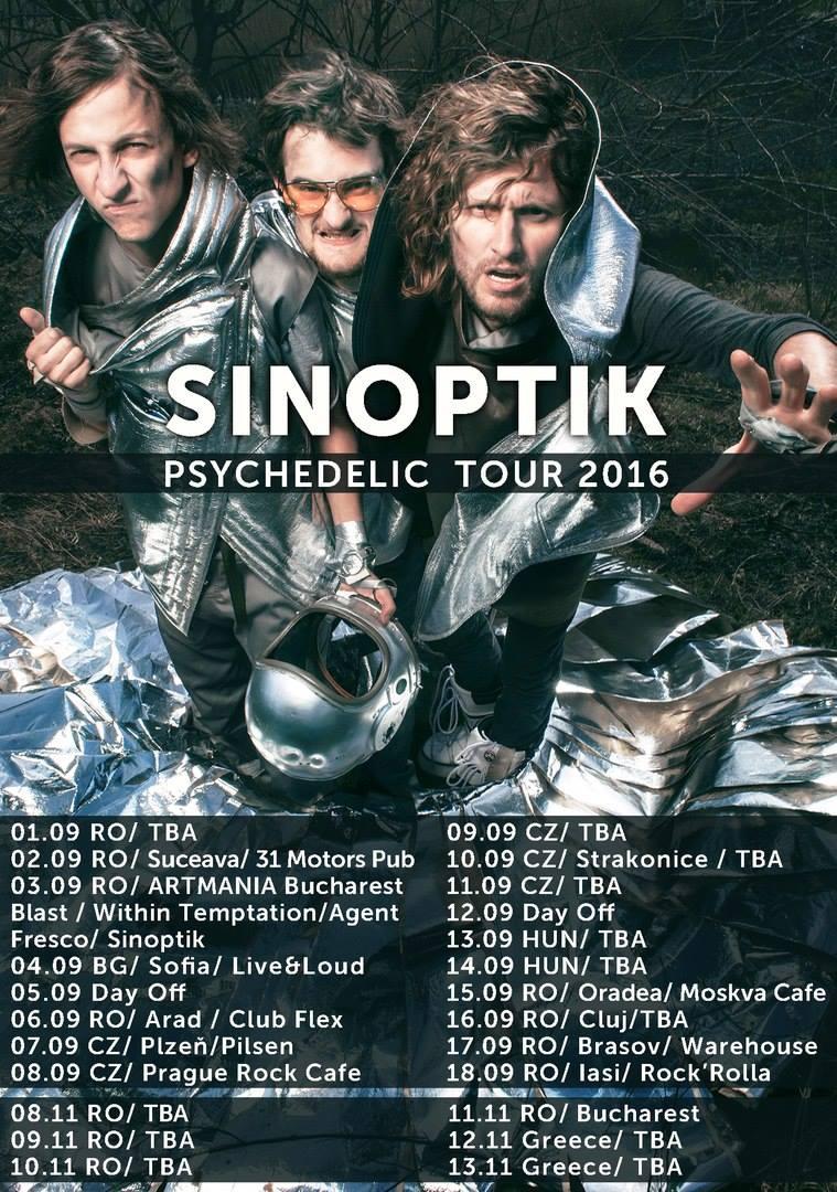 Sinoptik Tour