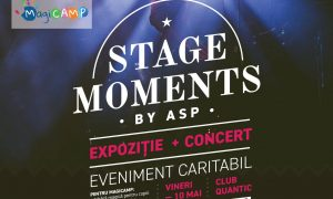 Stage Moments afis